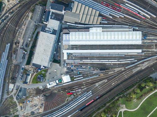Güterbahnhof in Köln