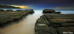 0S1A7981 (Steve Daggar) Tags: lighthouse seascape storm surf waves moody dramatic wave australia coastline norahhead soldiersbeach