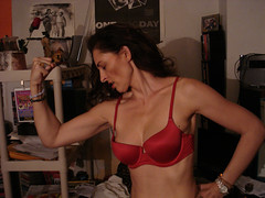 Model Loria. (Jonathan C. Aguirre) Tags: girls sexy film muscles actors arms muscle models movies strong biceps hotgirls nurses flexing cutegirls tvshows injections sexynurses armfetish hotarms femalearms