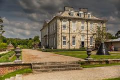 Antony House (trevorhicks) Tags: antony house national trust canon 6d tamron sky clouds grass garden