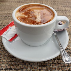 Kaffeetasse (photowombat101) Tags: cappuccino milchkaffee cafeconleche kaffeetasse
