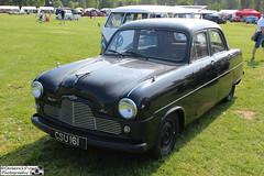 1951 Ford Zephyr 6 MK1 (cerbera15) Tags: 6 ford fun run zephyr billing 1951 2016 aquadrome mk1 nsra