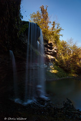 The Work of the Mill (awaketoadream) Tags: morning ontario canada mill vertical waterfall spring long exposure side may niagara falls southern morningstar escarpment thorold decew