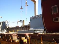 DSC00664 (stage3systems) Tags: shipbuilding dsme teekay rasgas