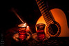 One Inner Light (Madija~) Tags: spirituality love light amor luz paz peace romantic guitar guitarra tea sufismo rumi mate soul espiritualidad arabic alma nikon red rojo أحمر محبة تصوف نور شاي روح الرومي té guitarlove