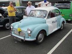 Morris Minor 1000 MKG324F (Andrew2.8i) Tags: cardiff classic car club show morris minor 1000 police south wales constabulary classics cars