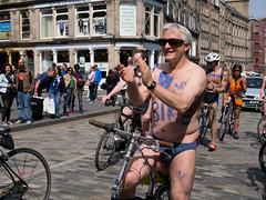World Naked Bike Ride 2016-346 (KirkmouseMedia) Tags: bicycle edinburgh wnbr cycling