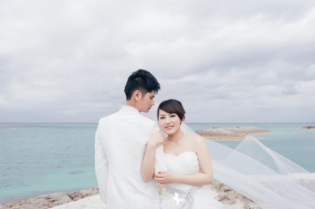 《婚紗》威成 & 若華 / 沖繩 Okinawa