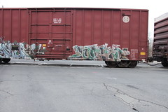 LIPID (The Streets Live) Tags: train graffiti ups freight lipid upsk