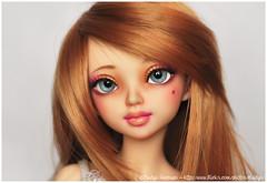 MNF Sarang (Eludys) Tags: ball doll bjd sarang fairyland msd jointed mnf minifee eludys