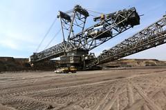 open-cast mining coal  img_9083_result (Thomas Rossi Rassloff) Tags: deutschland energy energie mining coal brandenburg strom tagebau elektrizitt braunkohle riese diese vattenfall germane welzow welzowsd