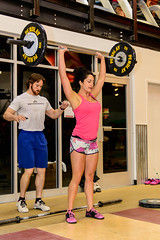 65 roses crossfit for cystic fibrosis (Sam Scholes) Tags: utah us unitedstates competition event saltlakecity fitness gym fundraiser cf holladay workingout cysticfibrosis crossfit xcelfitness 65rosescrossfitcompetition