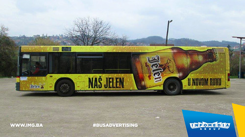 Info Media Group - Jelen pivo, BUS Outdoor Advertising, 03-2016 (6)