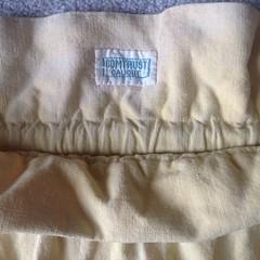 (wrichard266) Tags: vintage bag label laundry calicut kozhikode comtrust