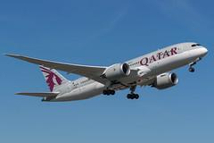 Qatar / B788 / A7-BDB / EBBR 07R (_Wouter Cooremans) Tags: aviation spotting qatar bru zaventem ebbr brusselsairport spotter airplanespotting avgeek 07r b788 a7bdb