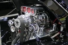 1941 Willys 632 Chevy Power (bballchico) Tags: racecar engine coupe 1941 willys dragstrip dragcar satoshiyamamoto northwestrodarama supercharged632chevy