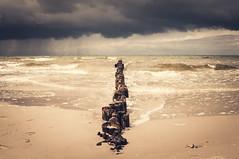 Week 19/52 - I love Hiddensee (LichtrefLex Fotografie) Tags: ocean sky nature water rain clouds landscape seaside wasser waves outdoor naturallight ostsee hiddensee 2016