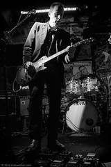 Panic Syndrome (G. Starr) Tags: blackandwhite bw music white black rock concert nikon punk goth livemusic sydney band australia nsw d72000