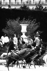 (Mallory Walle) Tags: life city bridge friends sky white black paris france streets tower love architecture clouds way gold vacances cadenas holidays noir nef tour wine lock louvre or perspective arts statues grand eiffel montmartre tourist fisheye exposition ciel amour invalides concorde pont palais vin notre dame nuages amis trocadero blanc rues ville buren parisian roue tuilleries colonnes touriste dtente couloirs monumenta canoneos550d