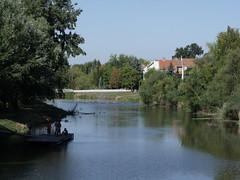 Kurca River, Szentes, Hungary (The Broccoli) Tags: hungary ungarn szentes hungria ungheria magyarorszg hungra hongarije hongrie