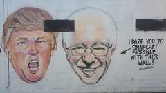 Lush... (colourourcity) Tags: streetart graffiti melbourne bernie lush trump streetartaustralia burncity dumptrump lushsux colourourcity colourorucitymelbourne