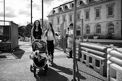 Eye Candy (nigelhunter) Tags: street shadow urban eye sunshine yummy candy stroller candid mother mummy pram rochdale workman