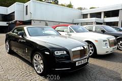 Rolls Royce Dawn & Phantom Drophead (Si 558) Tags: dawn rollsroyce rolls phantom coupe royce drophead rollsroycedawn