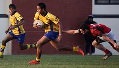 Rongotai College vs Bishop Viard (whitebear100) Tags: newzealand rugby nz wellington northisland rugbyunion 1stxv rongotaicollege theweltecpremiership bishopviardcollege