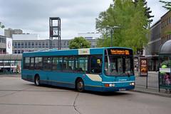 3313 - PN02 HVM (Solenteer) Tags: volvo stevenage 3313 renown wrightbus b10ble arrivatheshires arrivasoutherncounties pn02hvm