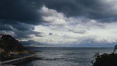 Napoli, Marechiaro, 2016 (gigirec) Tags: blue sea sky storm color art colors clouds seaside nikon deep sigma napoli naples nikonlenses