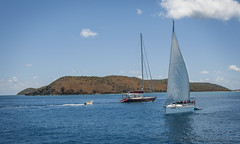 Starboard Pass (Alida's Photos) Tags: sailing tropical caribbean bvi britishvirginislands
