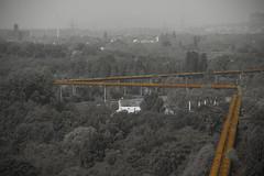 Schwarz-Rost (operatorMG) Tags: sw industrie schwarz landschaftsparknord