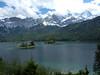 Eibsee mit Zugspitze (MsAndi63) Tags: eibsee bayerischealpen panasoniclumixfz150 alpinegarmischpartenkirchen