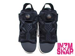 Reebok / INSTA CLASSIC PUMP FURY SANDAL (INZM.) Tags: reebok insta classic pump fury sandal reebokinstaclassic pumpfurysandal shoes limited black fashion sneaker