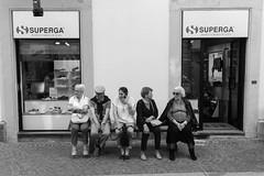 People's Shoes of Italy (MaxDeVa) Tags: leica blackandwhite bw 35mm torino f2 monochrom asph yellowfilter chieri summicronm freisa