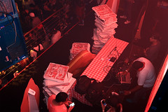 #PizzaZoo 6/18 (SlingShotMenace) Tags: nyc party cheese canon photography day fiesta pizza hiphop extra stage48 pizzazoo