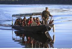 CABAS - Curso de Adaptao Bsica ao Ambiente de Selva (Fora Area Brasileira - Pgina Oficial) Tags: fab barco aeronautica infantaria forcaaereabrasileira brazilianairforce fotoalexandremanfrim