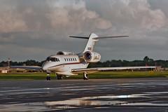 N921QS  Cessna Citation X  EJA  KHOU  20160618  004 ( concord) Tags: usa museum airport texas tx aircraft jet houston airline artdeco 004 hou houstonhobbyairport eja khou cessnacitationx 1940airterminalmuseum josephfinger southhouston n921qs 04015001 williamphobby 31662 20160618