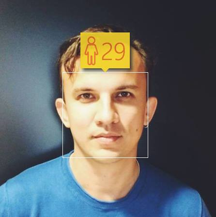 Tagged! #Howoldrobot http://how-old.net/ Вздрогнул, и помолодел