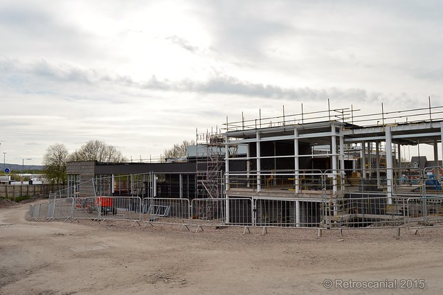 Wednesbury Leisure Centre (New Build) -  High Bullen, Wednesbury, West Midlands 17.04.15