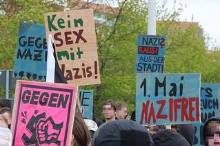 NPD-Demo Neubrandenburg & Gegenproteste 07