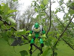 Lewanature 008 (Toa Banshee) Tags: trees tree nature toy toys lego air master jungle bionicle toa lewa lewanature