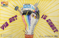 YAC 2009 Best of Show (BusterTheBus) Tags: bus art public youth san texas contest via transportation transit buster antonio metropolitan