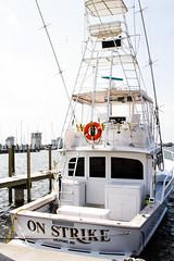 ON STRIKE (Boat Spotters) Tags: mississippi boat fishing dock yacht strike fishingboat gulfport on onstrike charterboat boatspotter commercialboat boatspotting