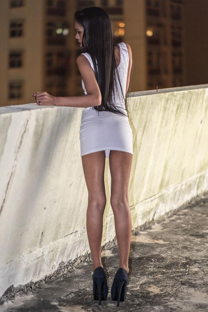 sexy petite skinny legs