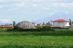 Albanian Control bunker (Camera Travels - Please read my Profile. Happy to ) Tags: control bunker albania defense command defence bunkers fier hoxha bunkert