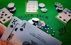 BlackJack 21 (Mambo'Dan) Tags: 21 digitalphoto blackjack playingcards photopainting impressionart