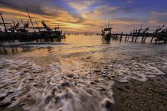 Nai Thung Beach sunrise (SaravutWhanset) Tags: wow