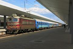 Sofia - 44.085, express train Sofia - Petrich/Kulata (lyura183) Tags: station train sofia railway bulgaria koda bdz        bd