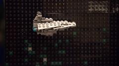 The littlest star destroyer (SEdmison) Tags: seattle washington starwars lego empire deathstar comicconvention stardestroyer emeraldcitycomicon 2016 eccc bricknation emeraldcitycomicon2016